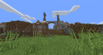 Entrance to New Withervale